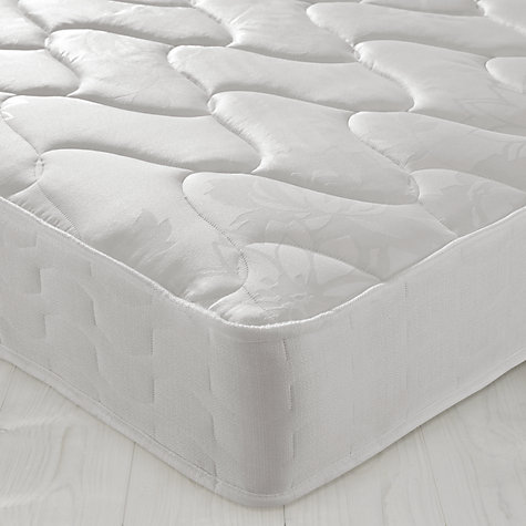 Buy Silentnight Comfort Miracoil Mattress, Firm, King Size Online at johnlewis.com