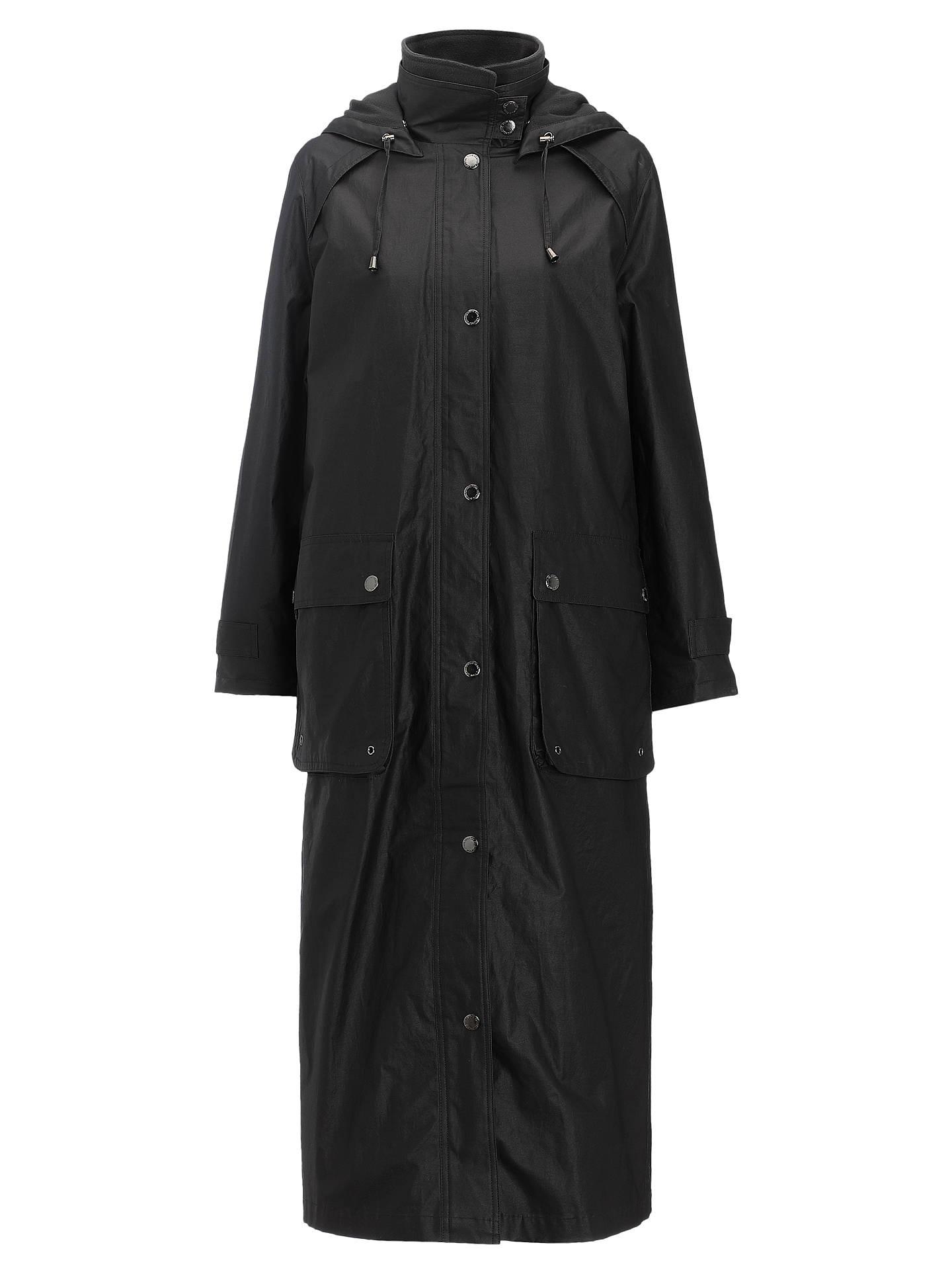 Four Seasons Wax Coat, Black   Coats for women, Fashion, Coat