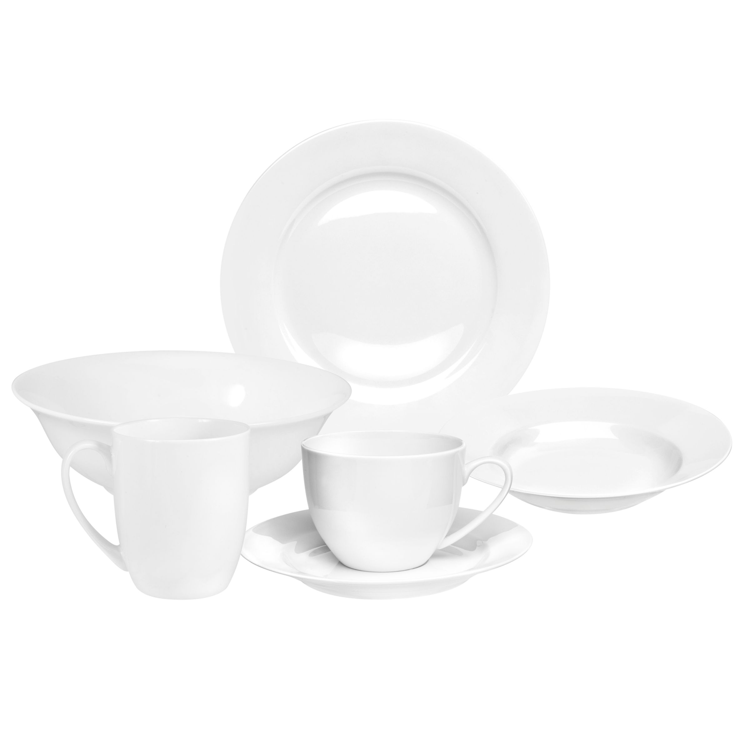 Royal Worcester Serendipity Bone China Tableware & Royal Worcester Serendipity Bone China Tableware at John Lewis
