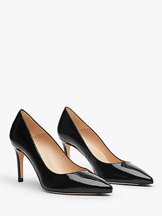 L.K.Bennett Florete Pointed Toe Court Shoes