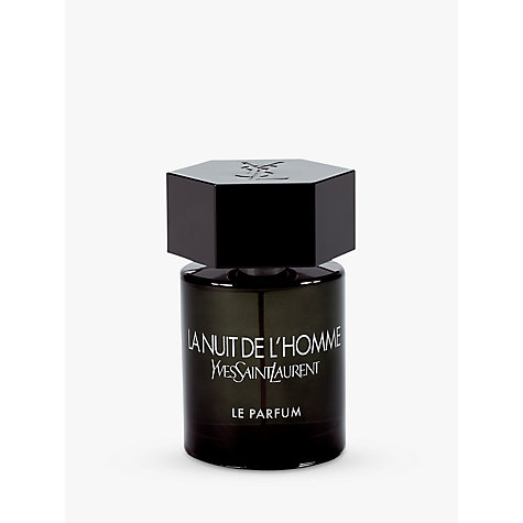 Buy Yves Saint Laurent L'Homme La Nuit Eau de Parfum Online at johnlewis.com