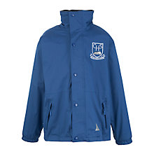 Buy Calder House School Jacket, Royal Blue Online at johnlewis.com