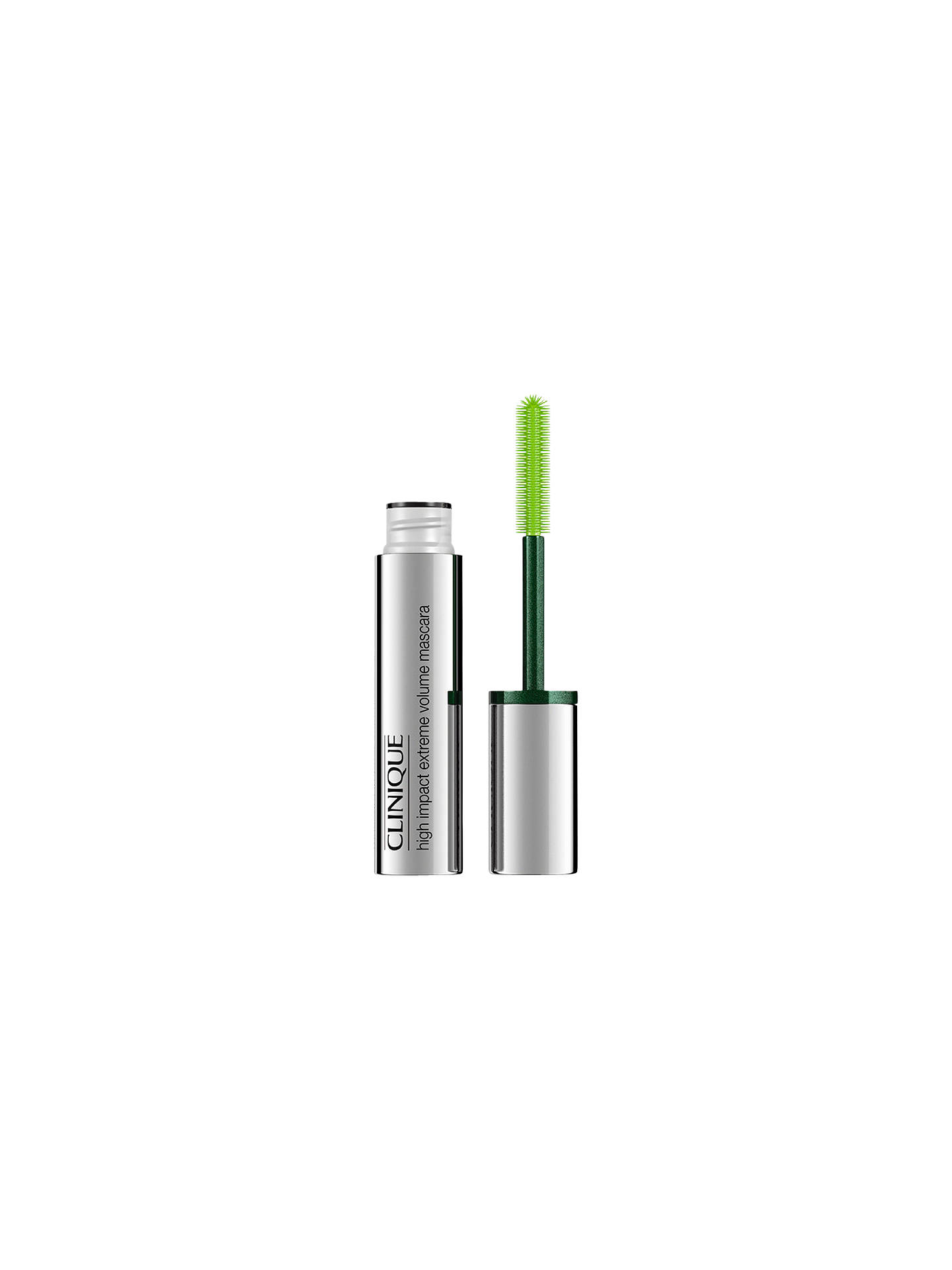 Buy Clinique High Impact Extreme Volume Mascara, Extreme Black Online at johnlewis.com