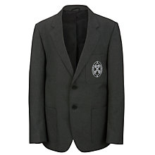 Buy Reading School Boys' Blazer, Grey Online at johnlewis.com
