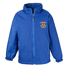 Buy St Peters RC Primary School Unisex School Jacket, Royal Blue Online at johnlewis.com