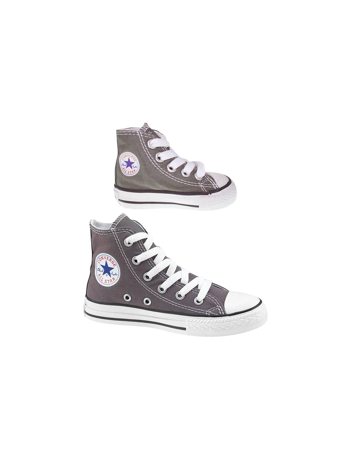 80e499f86ca9 Buy Converse Chuck Taylor All Star Ox Hi-Top Trainers