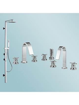 Abode Serenitie Bathroom Taps