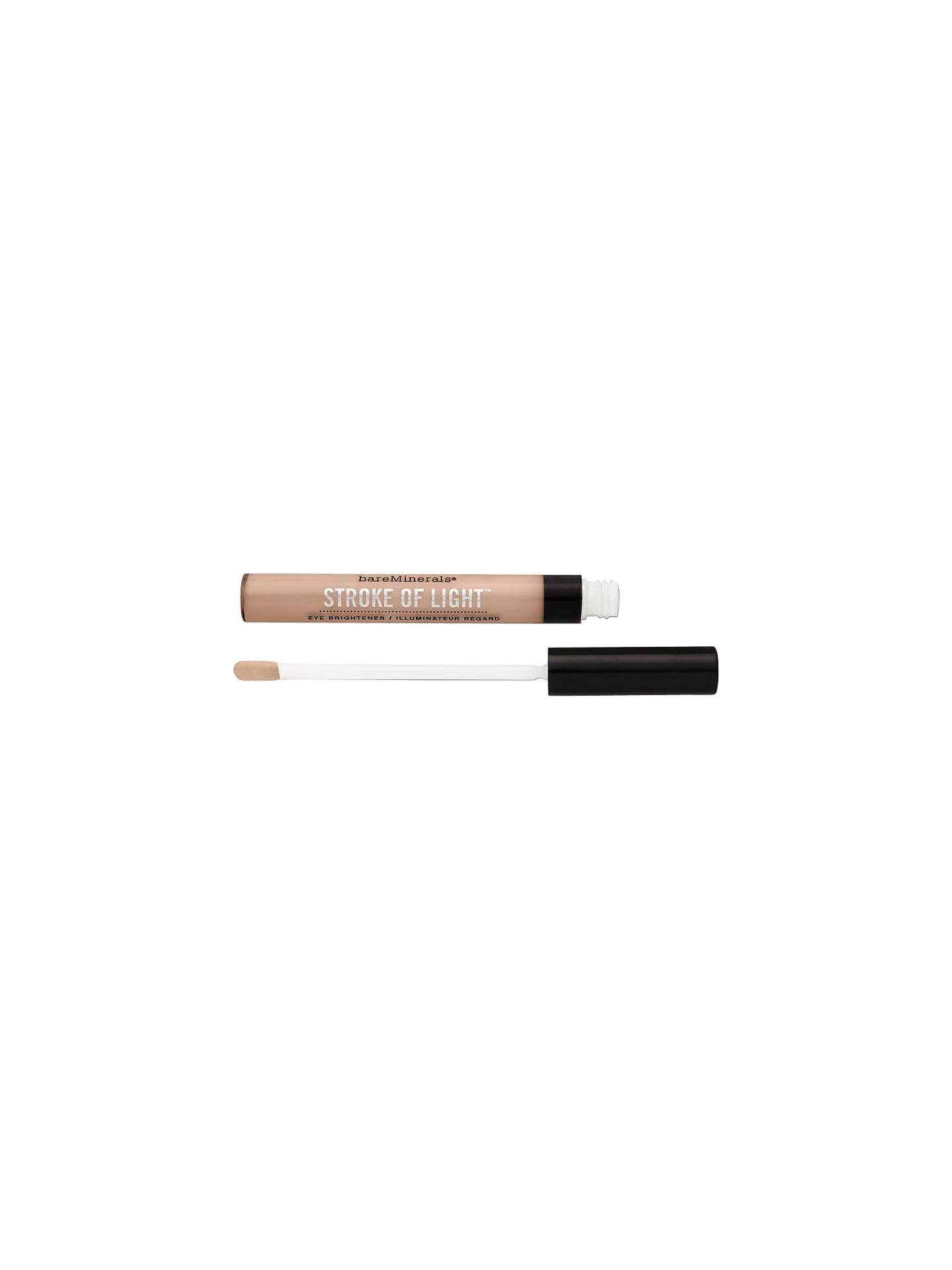 BuyBare Escentuals bareMinerals Stroke Of Light Eye Brightener, Luminous 1 (Pink/Fair) Online at johnlewis.com