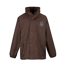 Buy North London Collegiate School Unisex Coat, Brown Online at johnlewis.com