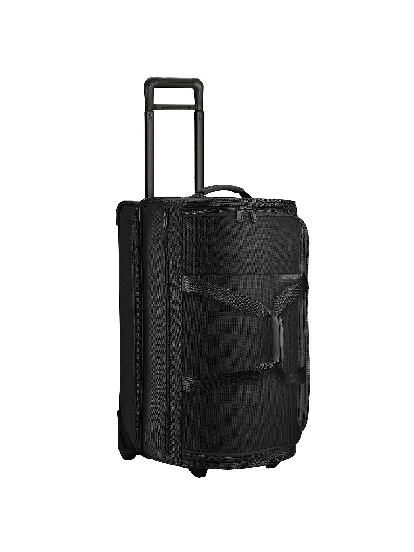Briggs Riley Baseline 2 Wheel Duffle Bag At John Lewis Partners