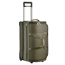 Buy Briggs & Riley Baseline 2-Wheel Duffle Bag Online at johnlewis.com