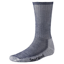 Buy SmartWool Hiking Medium Crew Socks, Navy Online at johnlewis.com