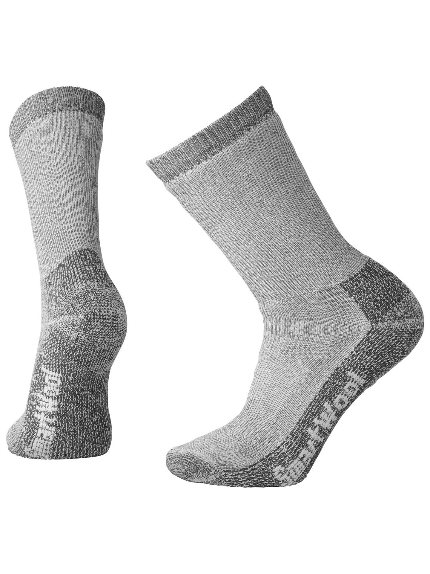 a2f87659f SmartWool Merino Wool Trekking Heavy Crew Unisex Socks, Grey