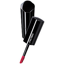 Buy Shiseido Lacquer Rouge Online at johnlewis.com