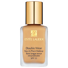 Buy Estée Lauder Double Wear Stay-In-Place Foundation Makeup SPF10 Online at johnlewis.com
