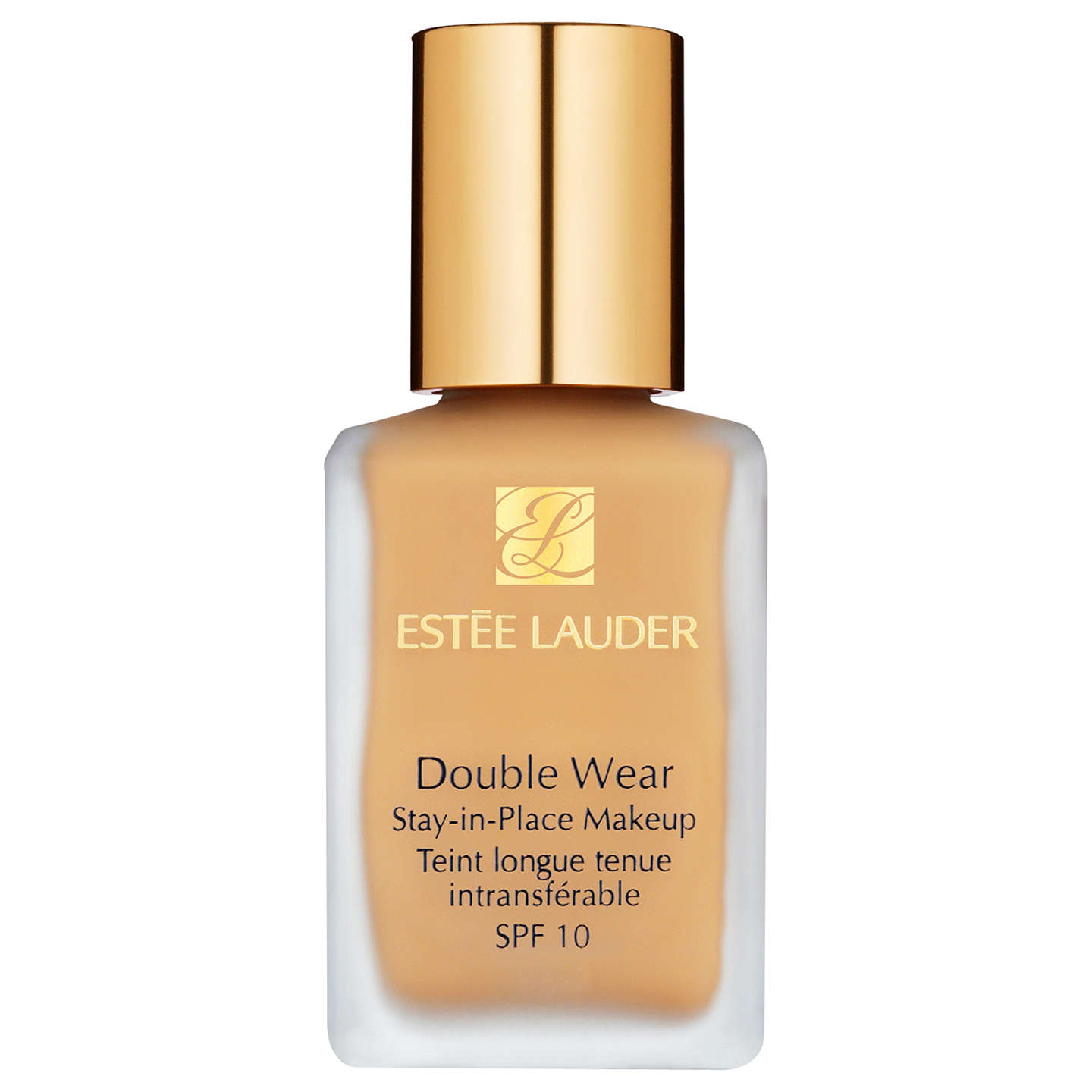 BuyEstée Lauder Double Wear Stay-In-Place Foundation Makeup SPF10, 1C0 Shell Online at johnlewis.com