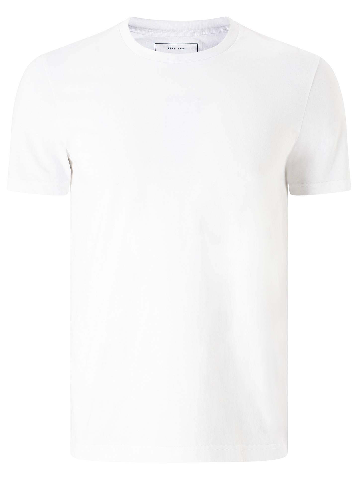 e71a21e3d29 John Lewis   Partners Organic Cotton T-Shirt at John Lewis   Partners