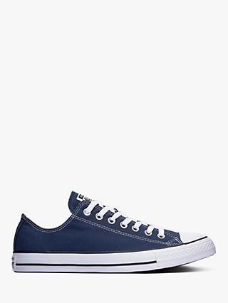 d73d147be7fc7 Converse Chuck Taylor All Star Canvas Ox Low-Top Trainers