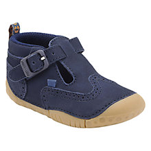 Buy Start-rite Harry Shoes, Navy Online at johnlewis.com