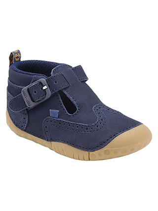 Buy Start-rite Harry Shoes, Navy, 2.5F Jnr Online at johnlewis.com