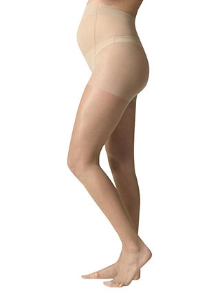 Buy Séraphine 15 Denier Maternity Tights, Nude, XL Online at johnlewis.com