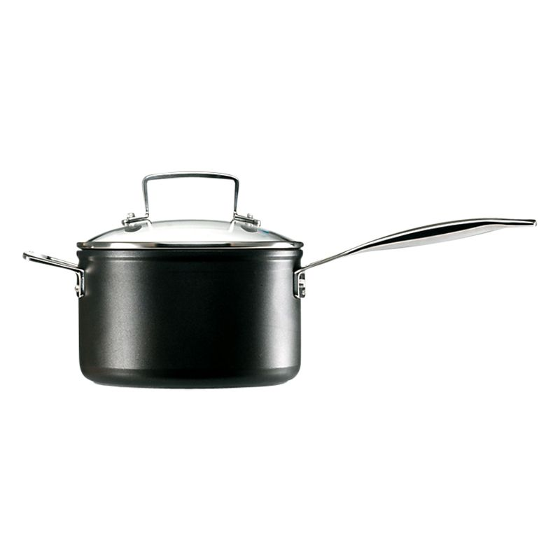 Le Creuset Le Creuset Toughened Non-Stick Saucepan and Lid