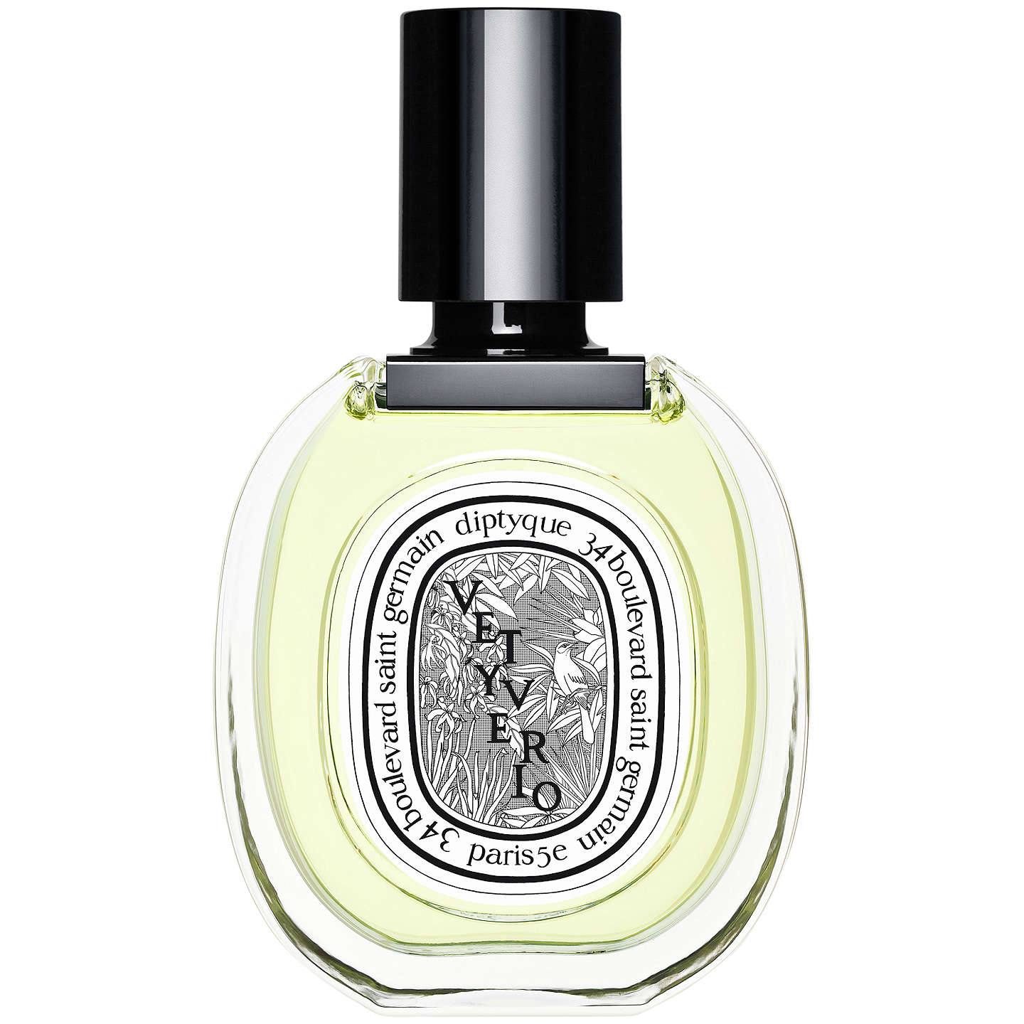 BuyDiptyque Vetyverio Eau de Toilette, 100ml Online at johnlewis.com