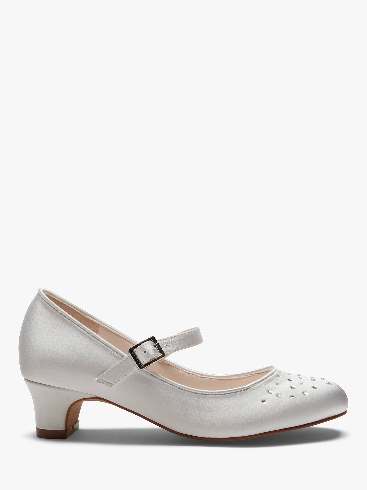 d13c48fee8e Rainbow Club Verity Bridesmaids' Shoes at John Lewis & Partners