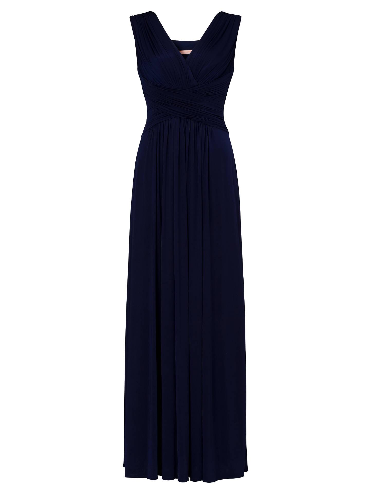7a9defaa67bd9 Buy John Lewis Frances Jersey Maxi Dress, Midnight, 8 Online at  johnlewis.com ...