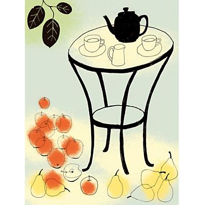 Rosie Scott – Apples, Pears & Plums
