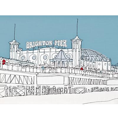 Gillian Bates – Brighton Pier