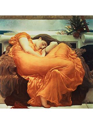 Frederick Lord Leighton - Flaming June