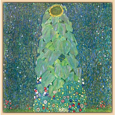 Gustav Klimt – The Sunflower