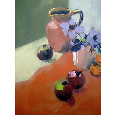 Lindy Dunbar – Terracotta Still Life
