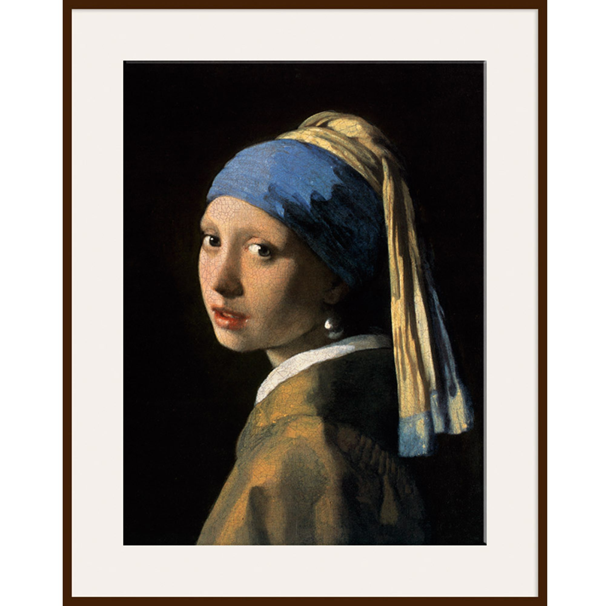 f71ce1761ac Johannes Vermeer - Girl with a Pearl Earring at John Lewis   Partners