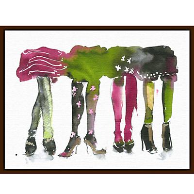 Bridget Davies – Glamorous Legs