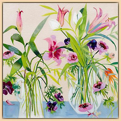 Annabel Fairfax – Jugs of Flowers