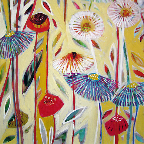 Buy Shyama Ruffell - Mellow Print Online at johnlewis.com