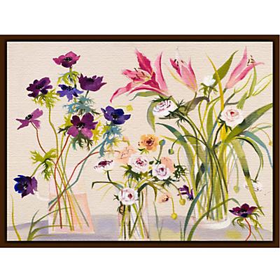 Annabel Fairax – Rununculus and Lilies
