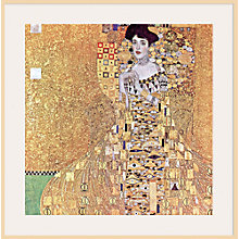 Buy Gustav Klimt - Portrait of Adele Bloch Online at johnlewis.com