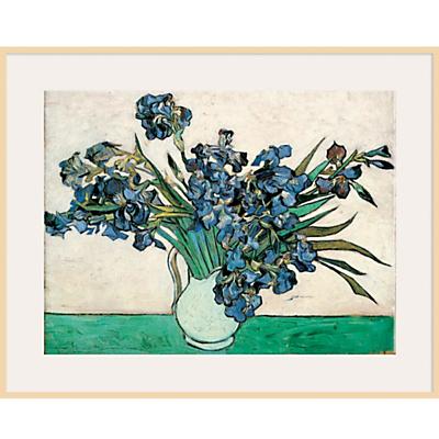 Van Gogh – Vase of Irises