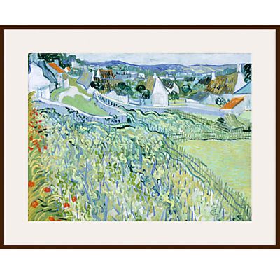 Van Gogh – Vineyards with a View of Auvers