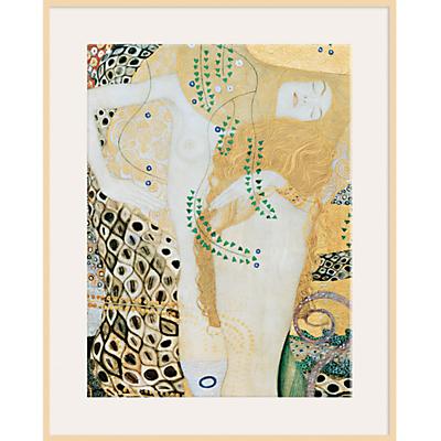 Gustav Klimt – Water Serpent