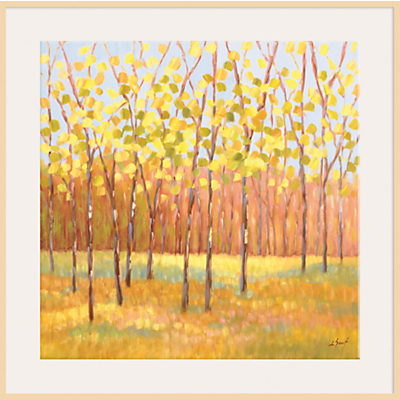 Libby Smart – Yellow and Green Trees