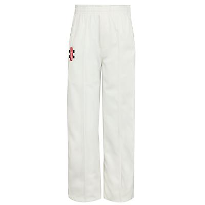 Gray-Nicolls Matrix Cricket Trousers, Ivory