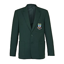 Buy Cults Academy Boys' Blazer, Green Online at johnlewis.com