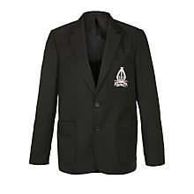 Buy The Minster School, Southwell, Boys' Blazer, Black Online at johnlewis.com