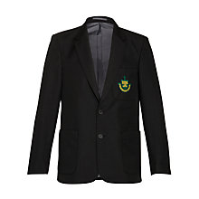 Buy Stanborough School Boys' Blazer, Black Online at johnlewis.com