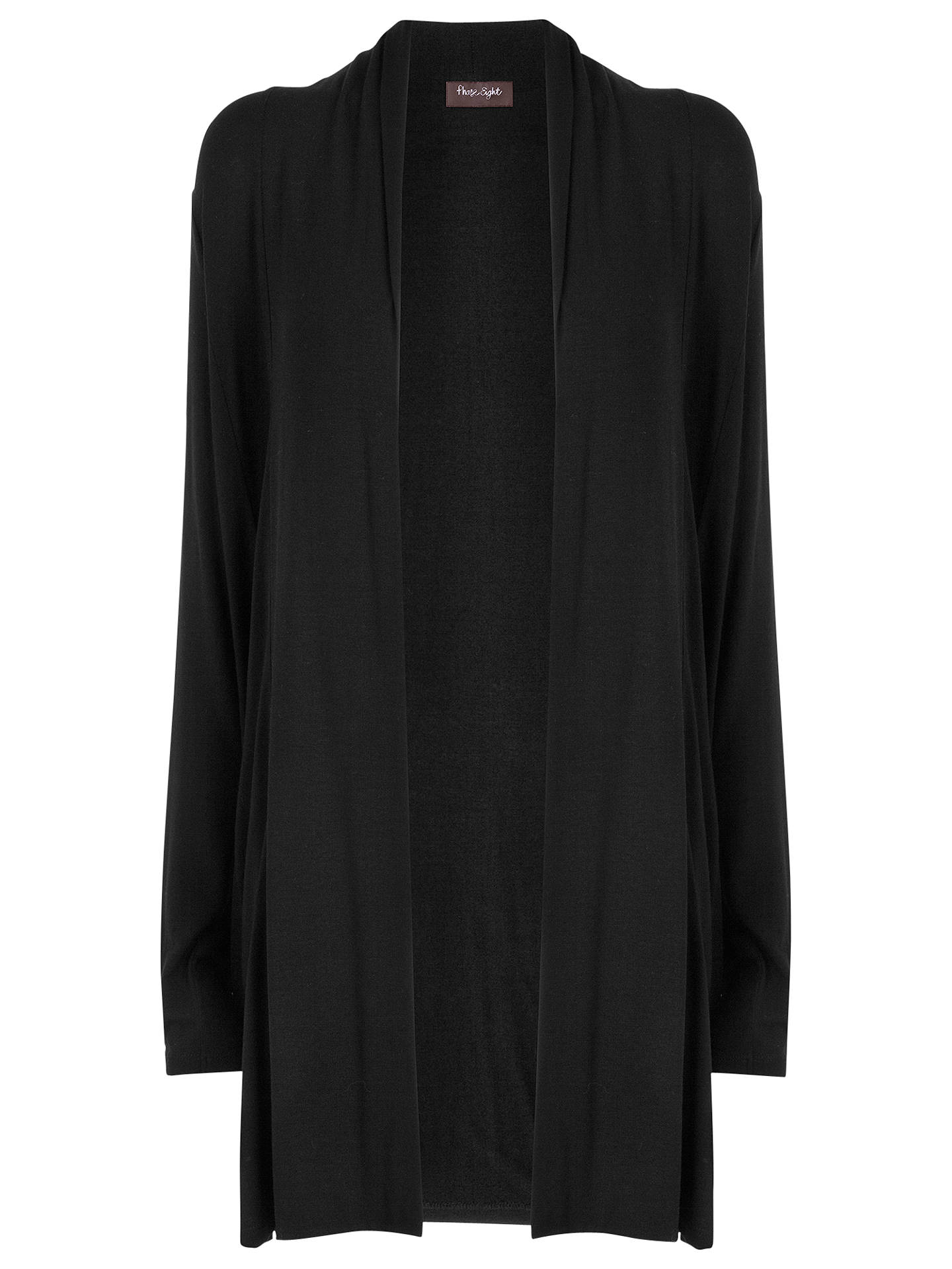 BuyPhase Eight Christie Cardigan, Black, 8 Online at johnlewis.com