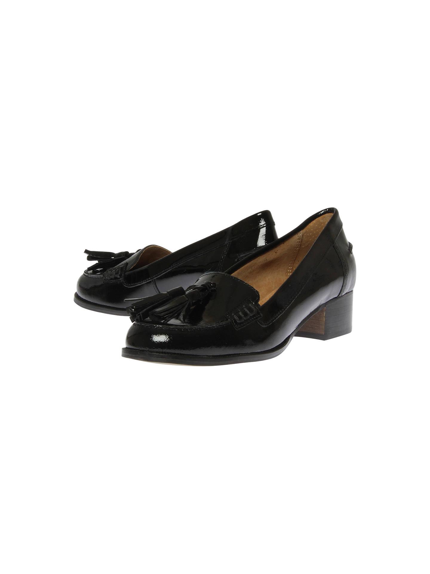 7fc5c6091e4 ... Buy Carvela Lexie Tassel Patent Leather Block Heel Loafers